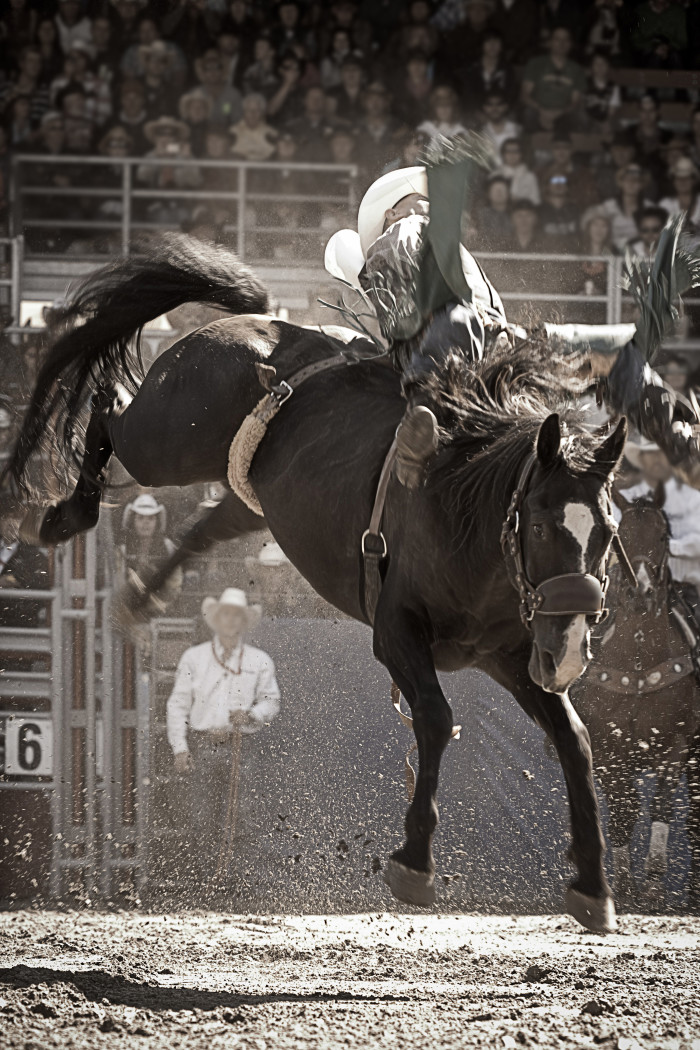Overland Stage Stampede Rodeo Set for June 5 & 6th!