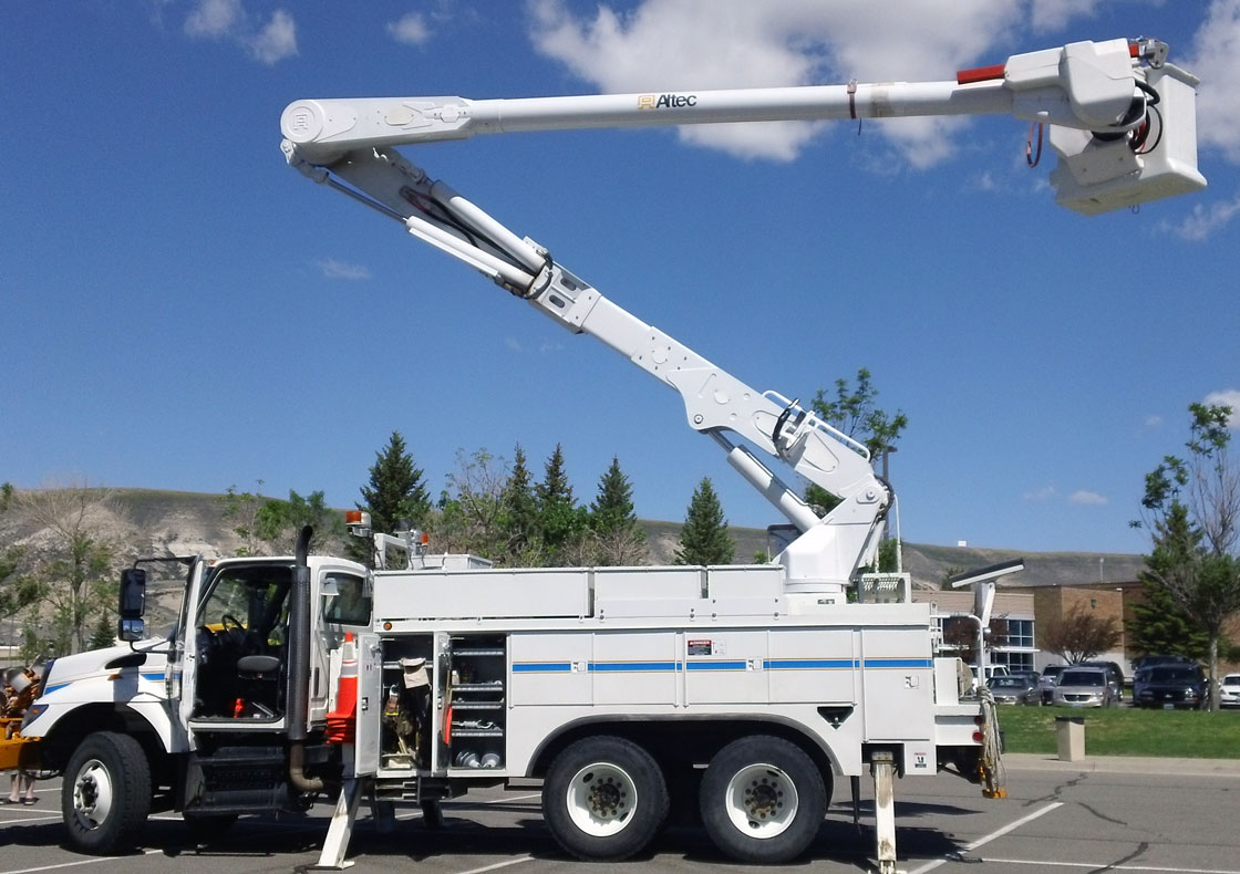 Touch a Truck at Rock Springs Family Recreation Center on Saturday June 13