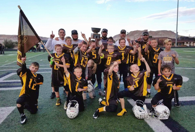 Registration For Green River Youth Football League Starts Now!