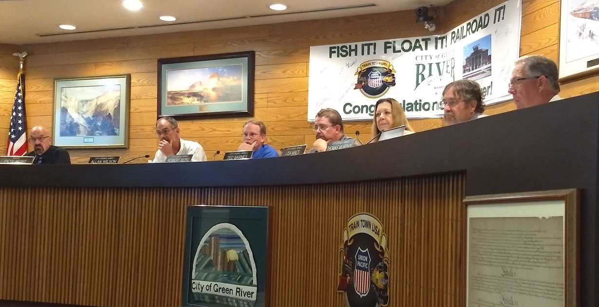 Proclamations and Presentations at GR City Council Meeting