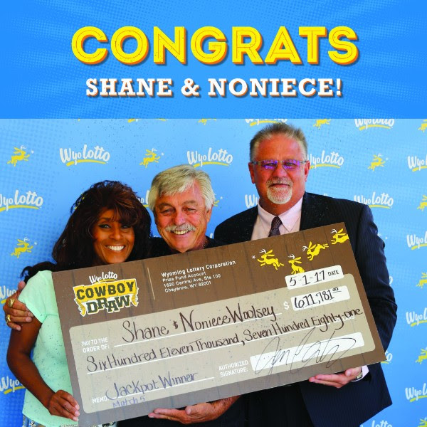 Utah Couple Comes Forward To Claim WyoLotto Prize