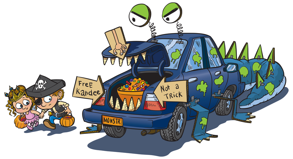 Join Whisler for a Haunting Good Time at their Community Trunk or Treat on Halloween!