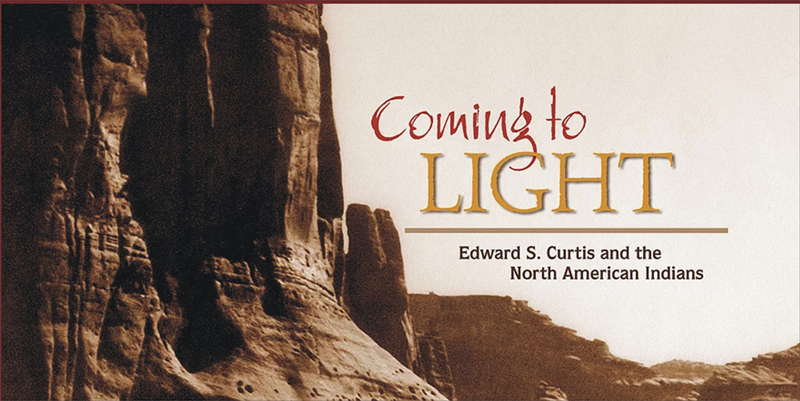 """Broadway Theater Presents """"Coming to Light: The Edward Curtis Story"""""""