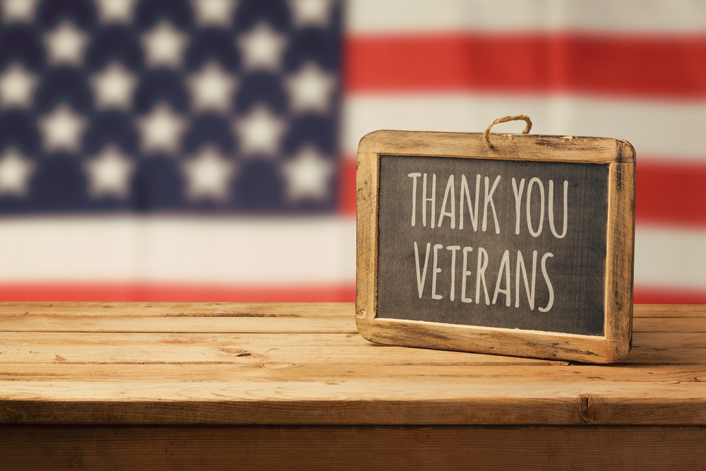 """Parks for Patriots"" Program Offers Veterans Free Park Entrance Nov. 11"