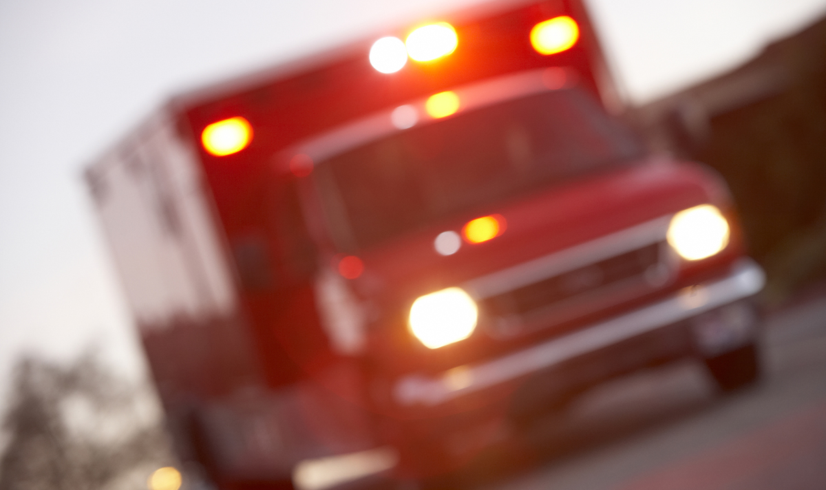 Hospital Could Take Over County-Wide Ambulance Services