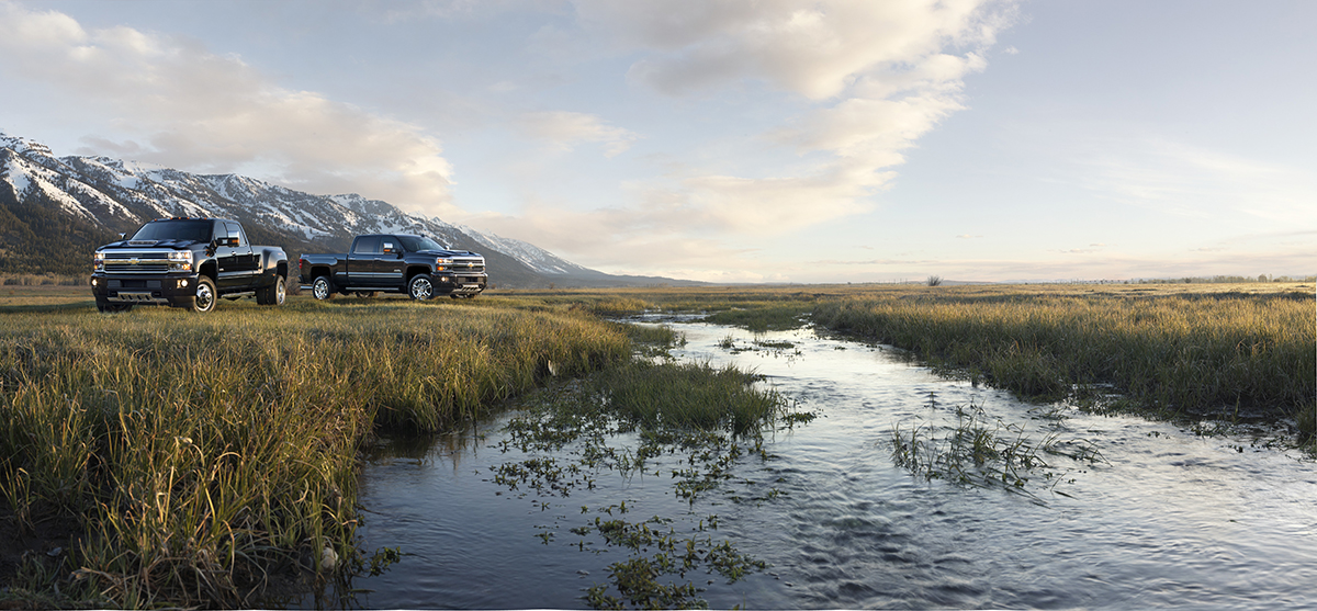 Get 0% APR on 2018 Chevrolet Silverado HD's at Whisler!