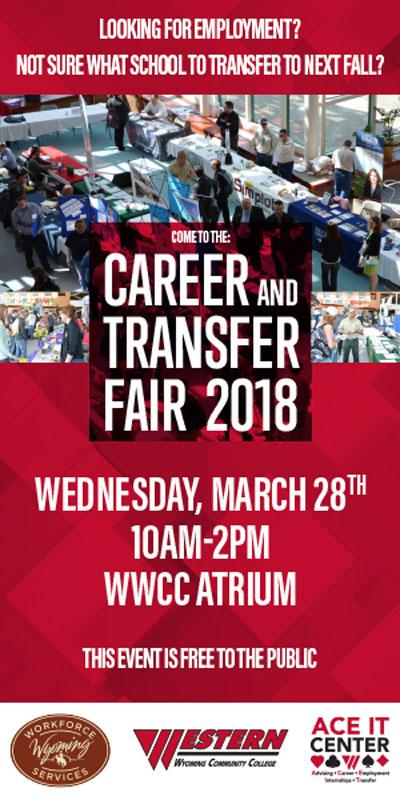 Western's Career and Transfer Fair