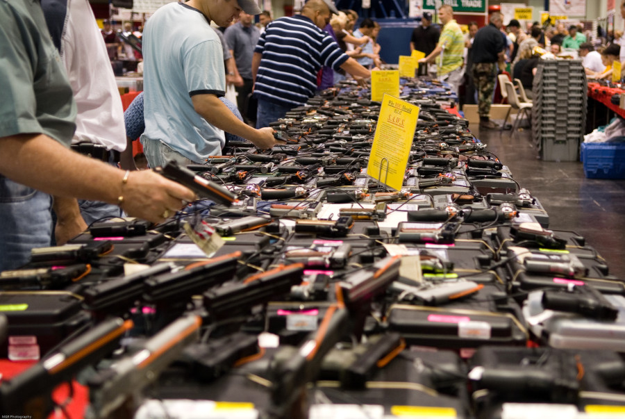 Fair Board Discusses Gun Show Background Check Requirements