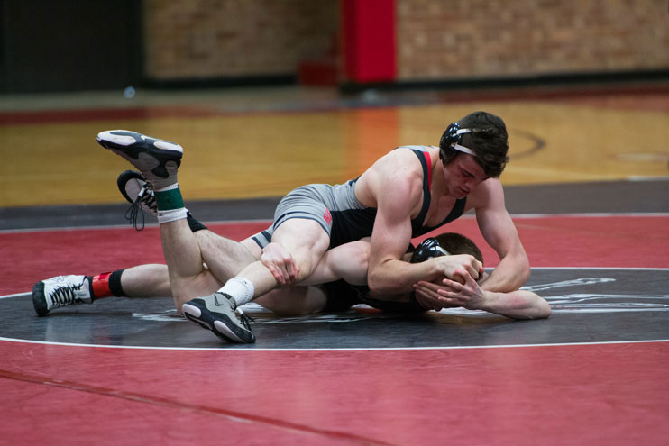 Off For Nationals: WWCC Wrestling Prepared to Bring Home National Title