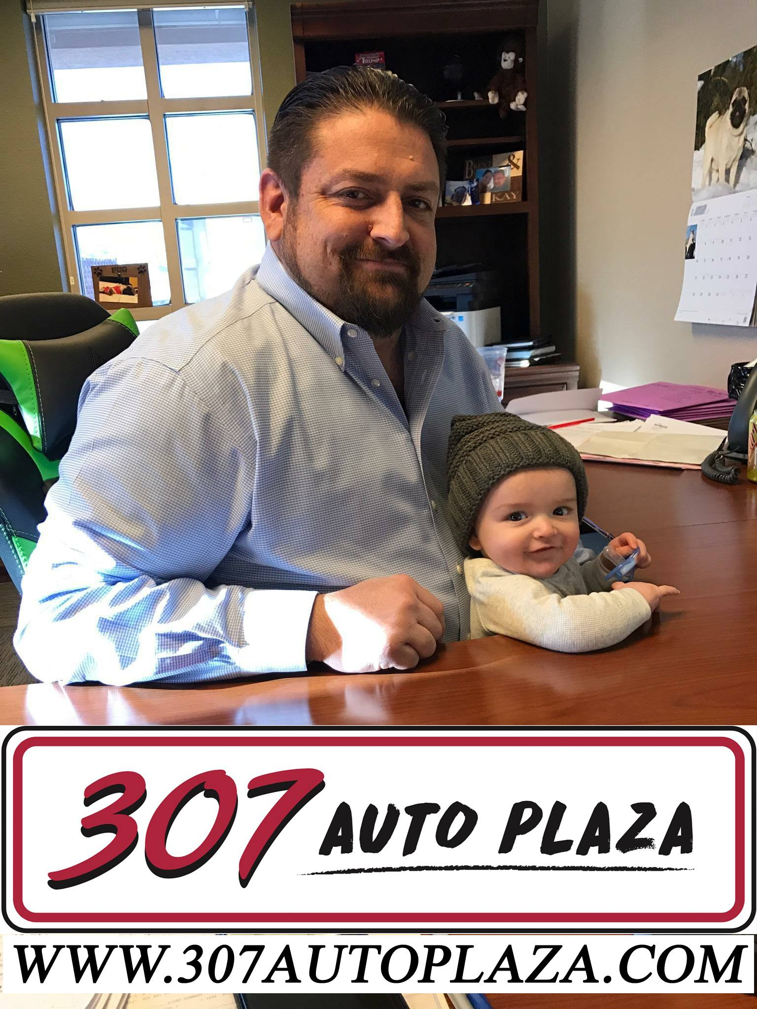 307 Auto Plaza; Treating Customers Right at Every Age