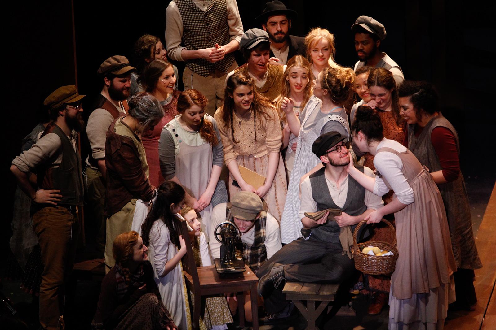 SBOCES Hosts Fiddler on the Roof Jr Auditions for Summer Theatre