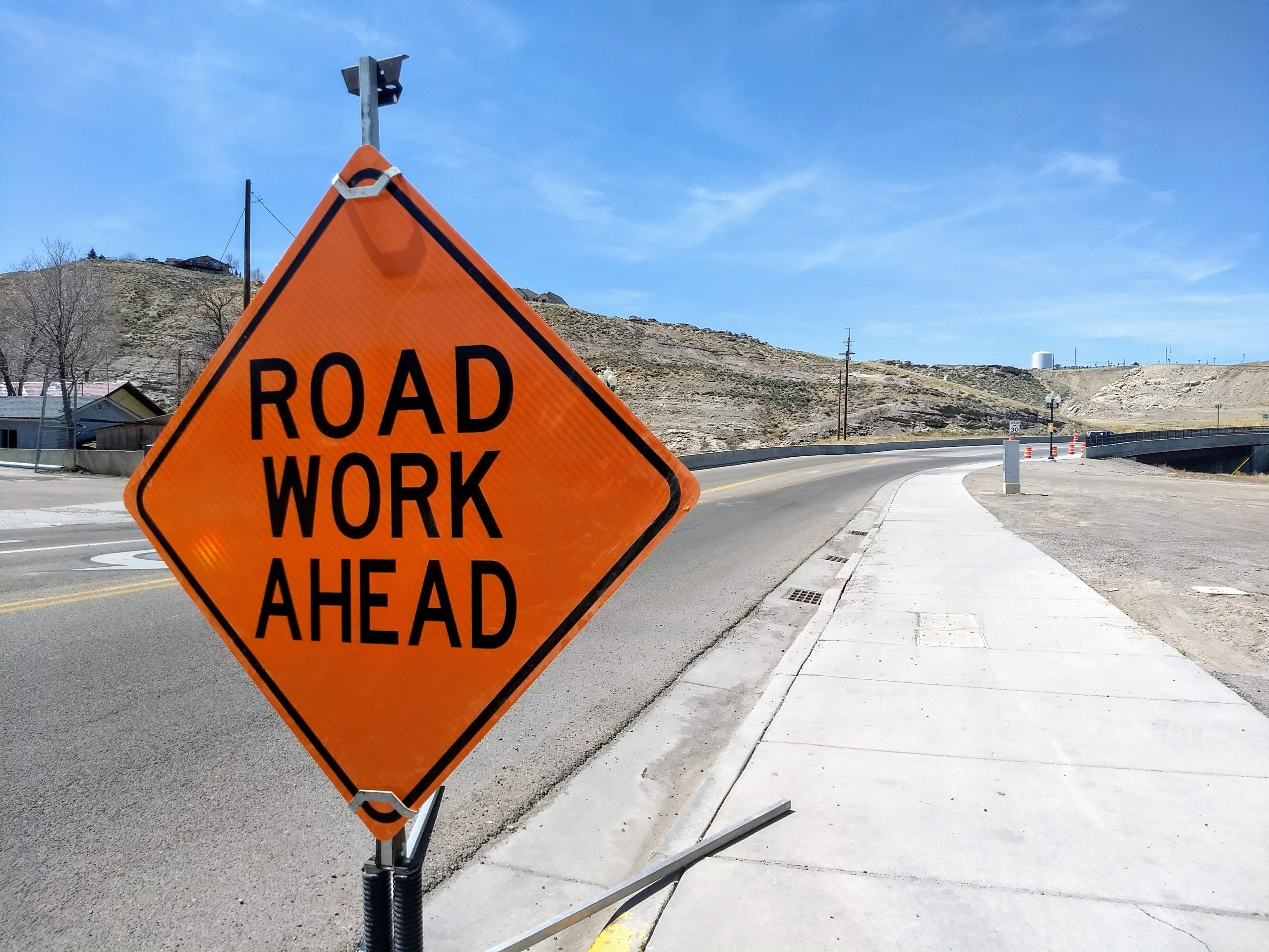 Grant Street to Close for Repairs Starting Monday