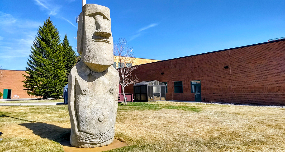 WWCC Featured For Its Historical Artifacts