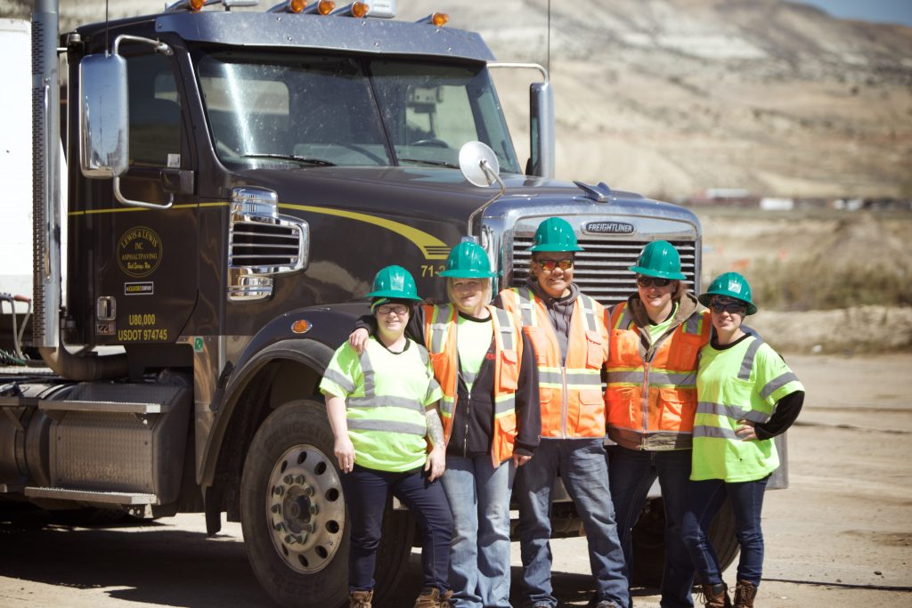 Lewis & Lewis Snatches Up Half of Climb Wyoming's CDL Grads
