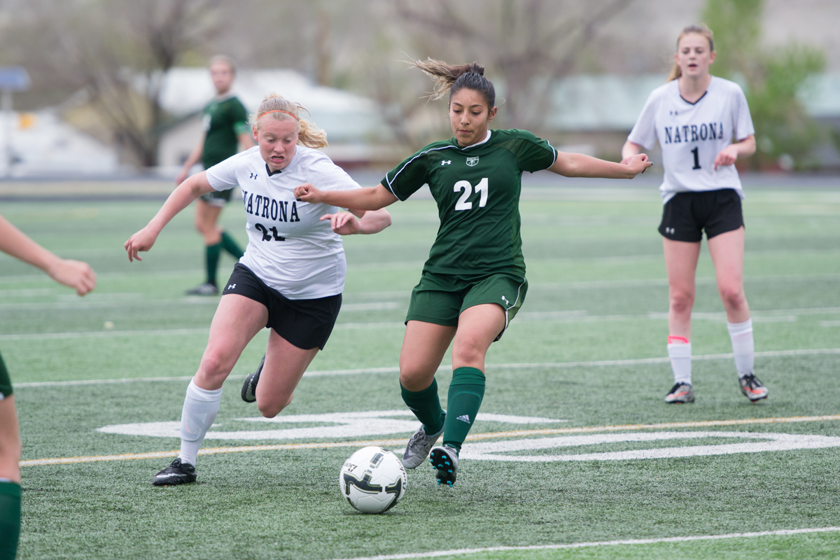 Lady Wolves' Season Comes to an End with 4-1 Overtime Loss to Natrona [PHOTOS]
