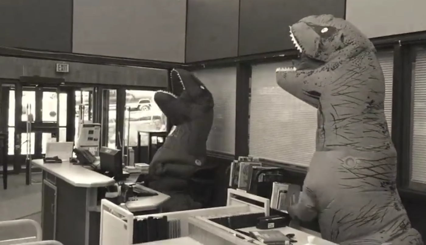 T-Rex Tuesdays at Sweetwater County Library [VIDEO]