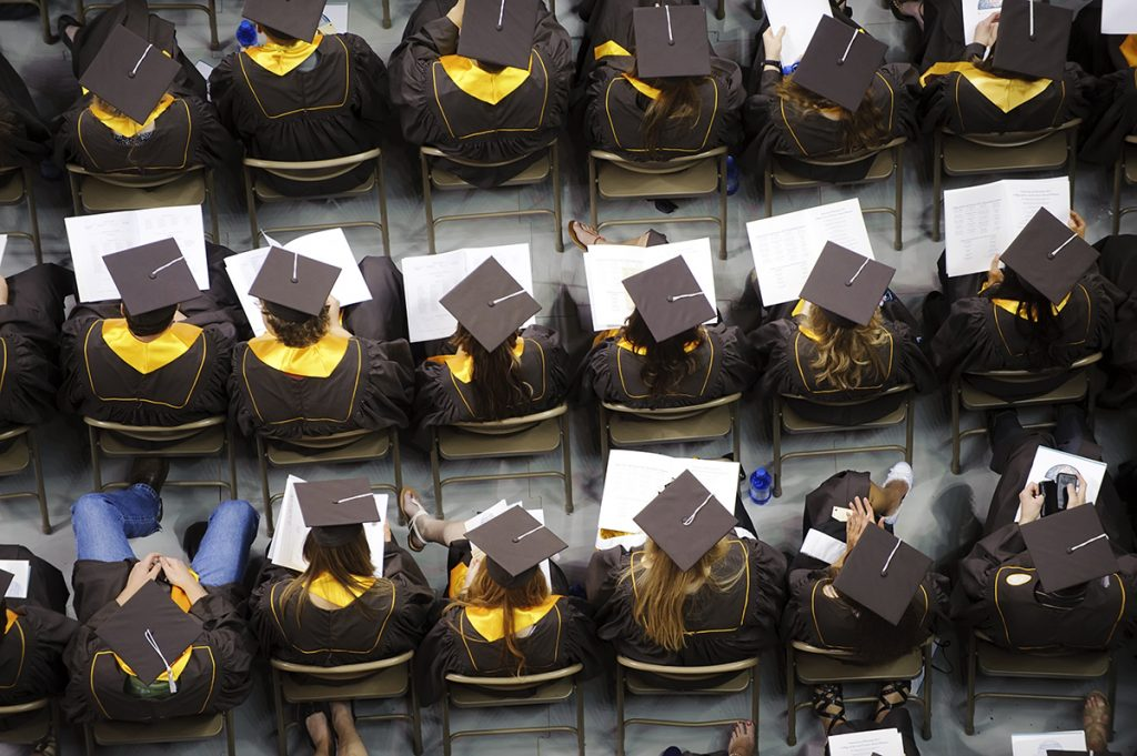 57 Sweetwater County Students Graduate from University of Wyoming