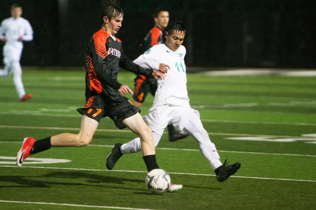 Wolves Head to 4A West Regional Soccer Championship [PHOTOS]