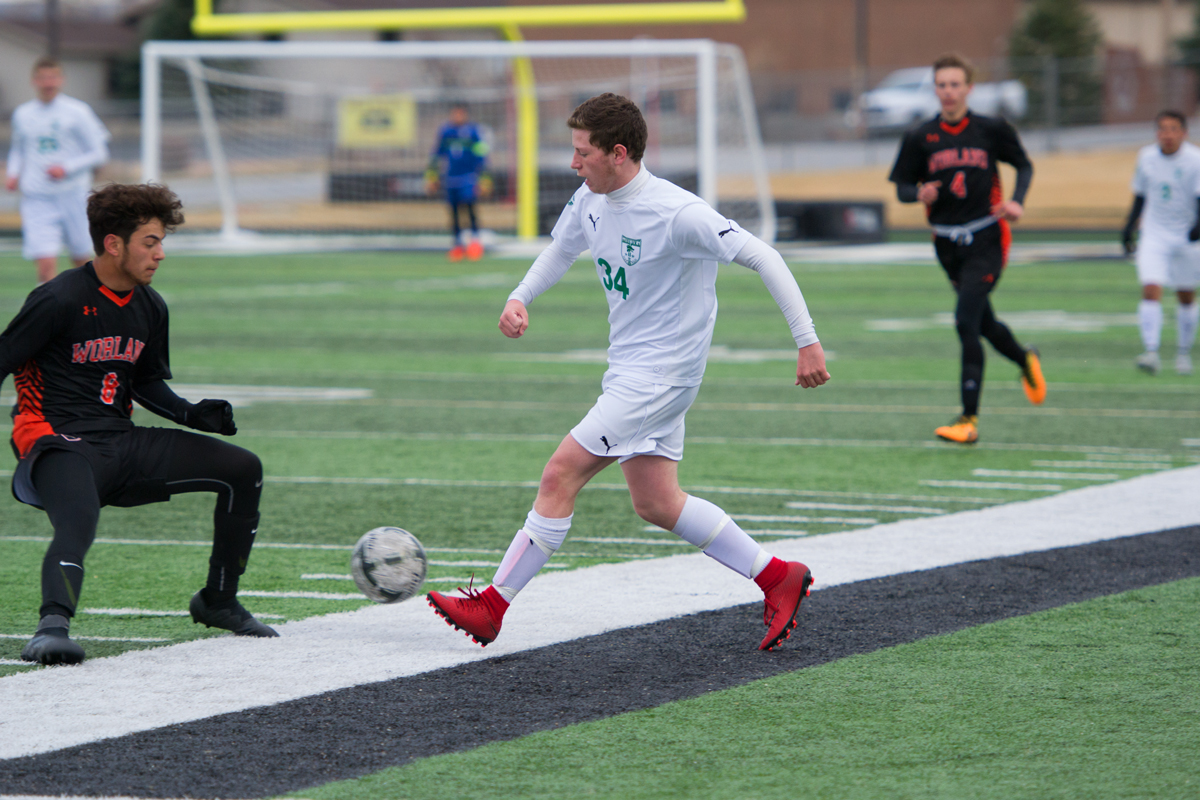 Wolves Earn Conference Title with 1-0 Win Over Kelly Walsh