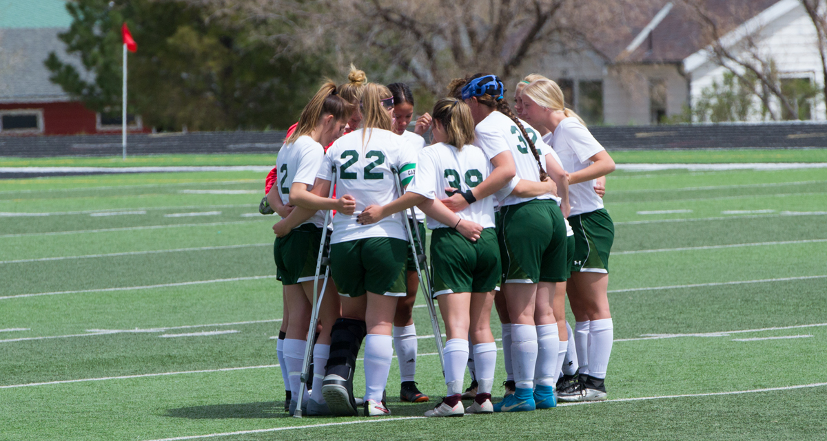 Lady Wolves Fall to Kelly Walsh, 4-0, in Senior Recognition Game [PHOTOS]