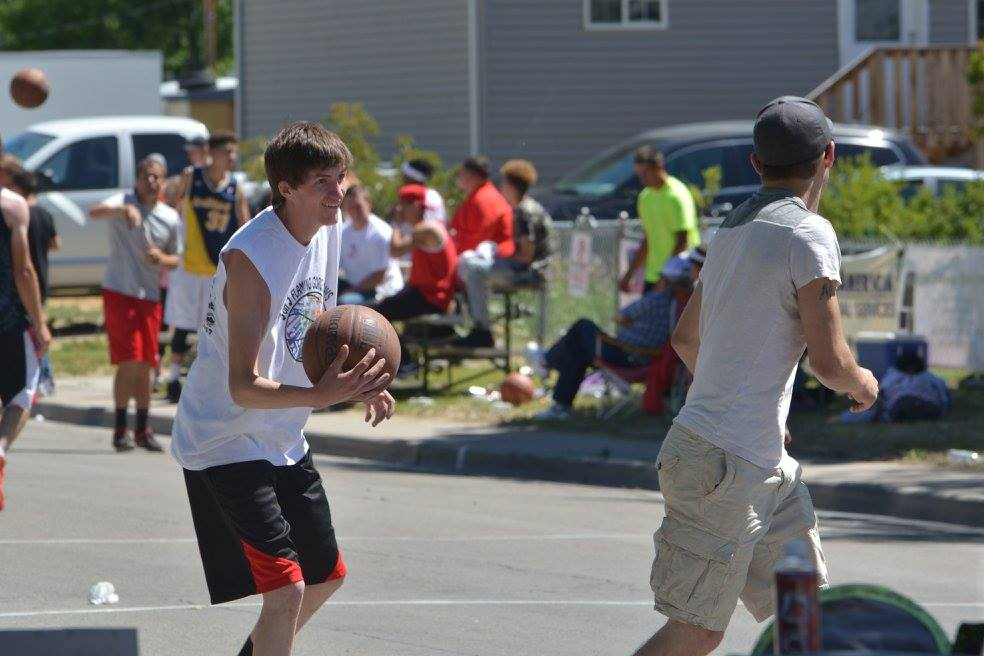 2018 Flaming Gorge Days: 3 on 3 Basketball Tournament