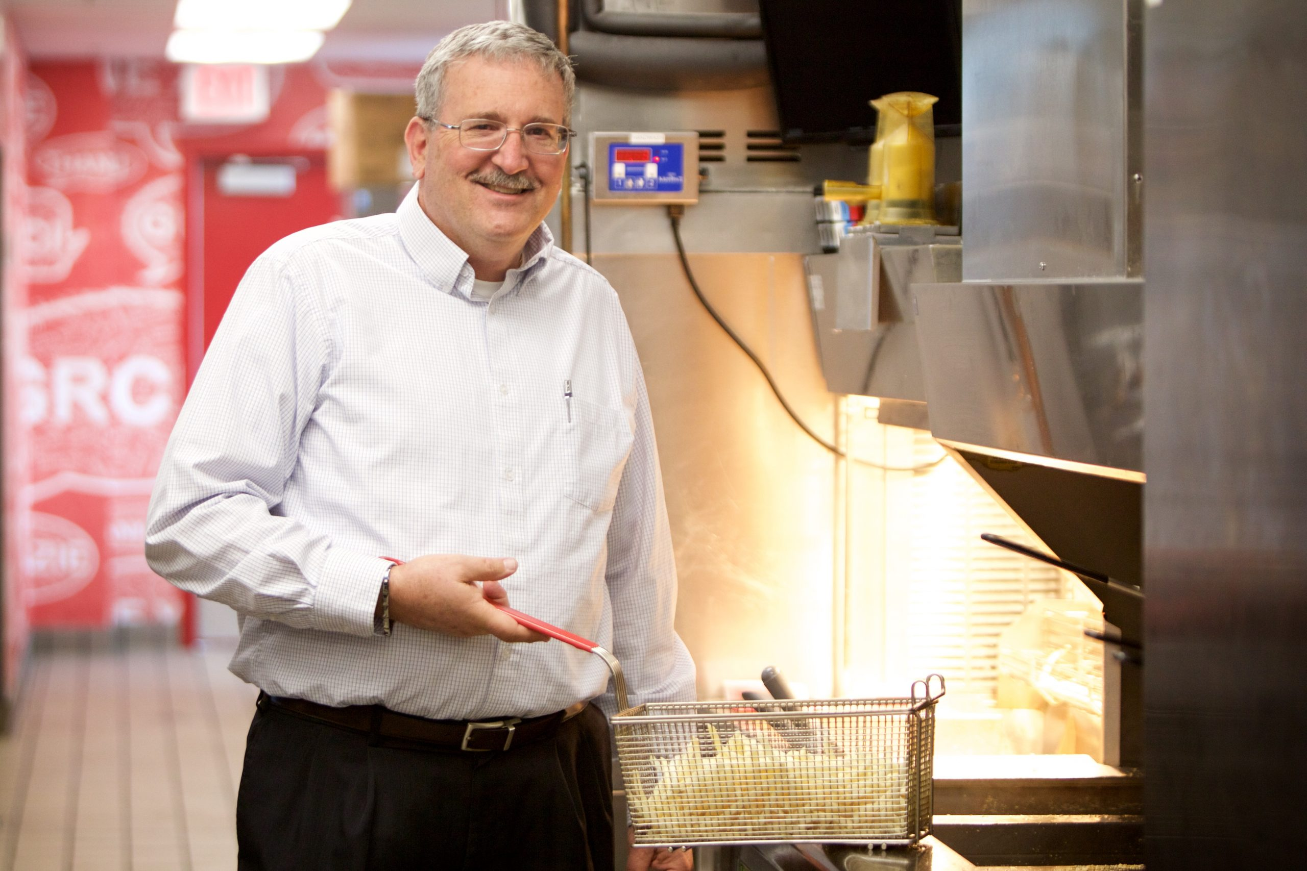 Local McDonald's Franchise Owner Has Humble Beginnings at the Grill
