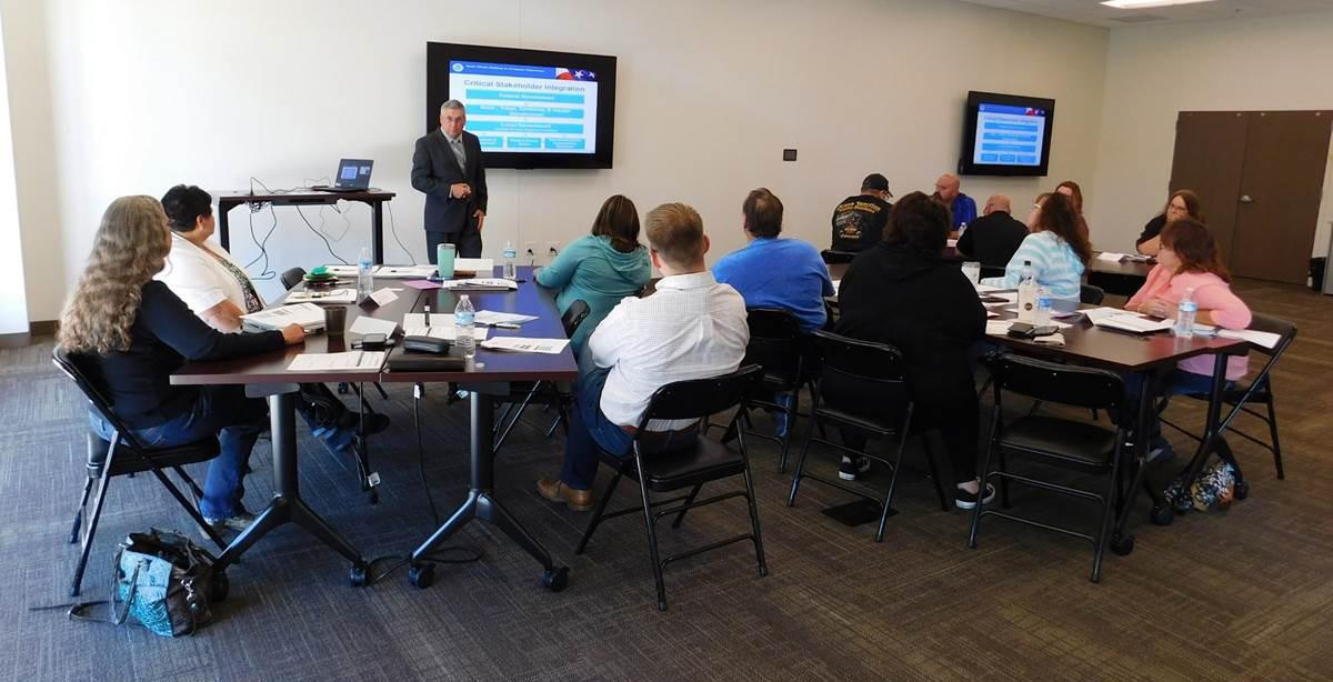 Sheriff's Office Hosts Collaborative All-Hazards Workshop