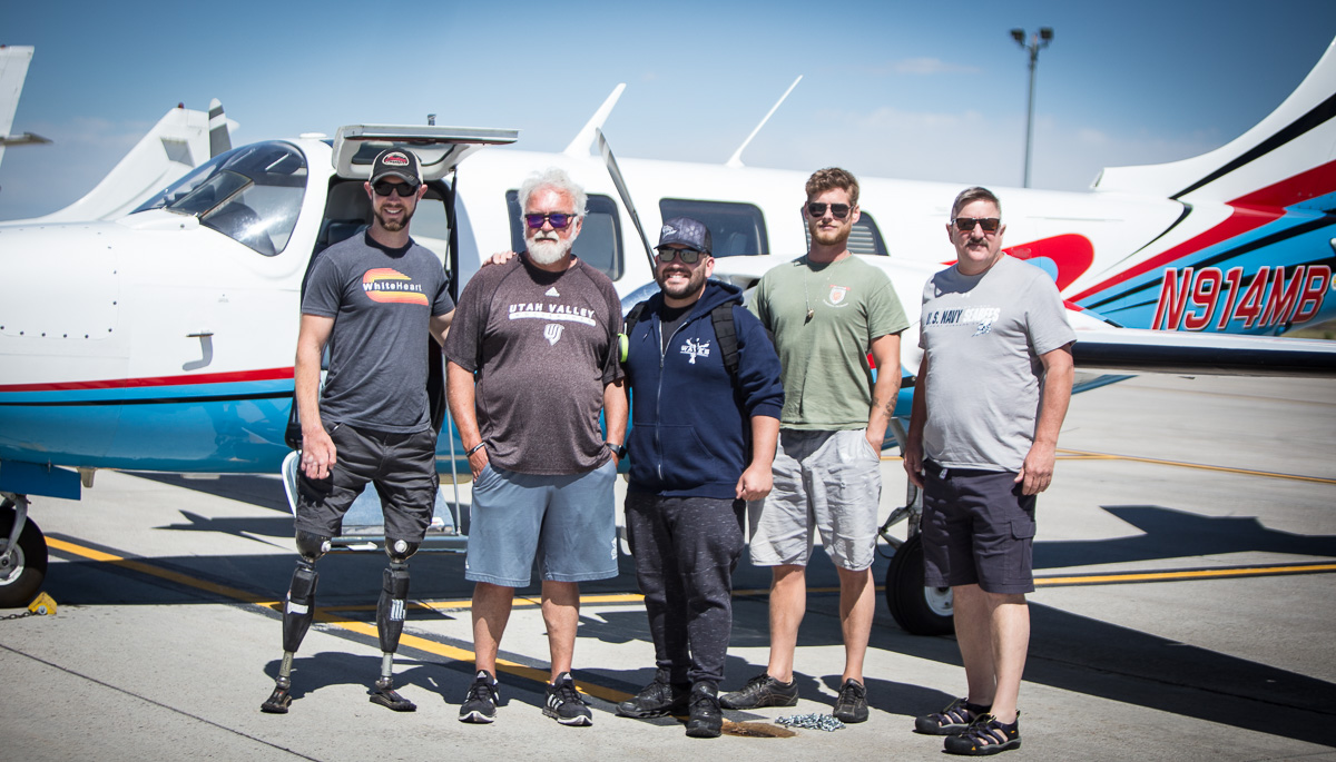 Guardian Project Lands in Southwest Wyoming, Helping Vets Find Healing