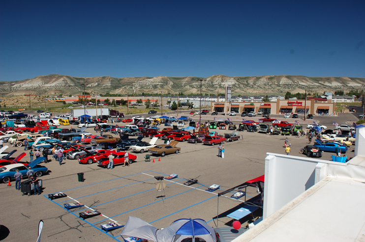 Whisler Chevrolet & Cadillac Hosts 18th Annual People's Choice Car Show