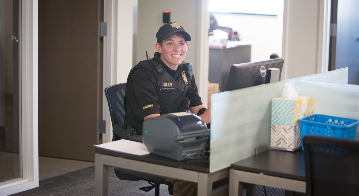New Justice Center Affords Sweetwater County Sheriff's Office Double the Space