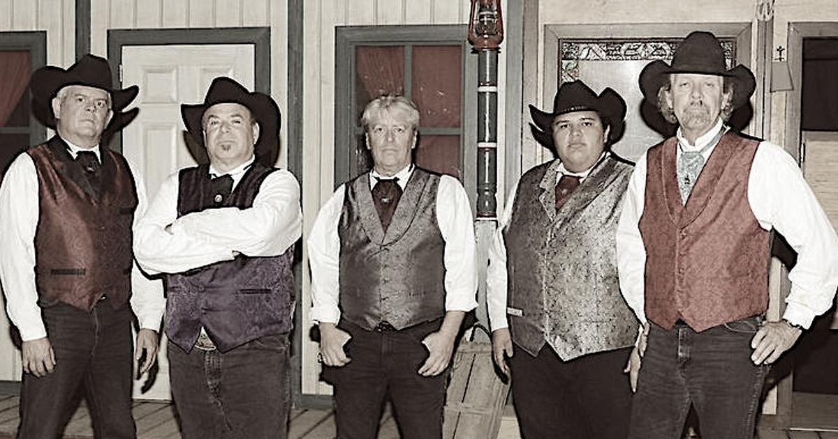 Doo Wah Riders Perform at Wyoming's Big Show®