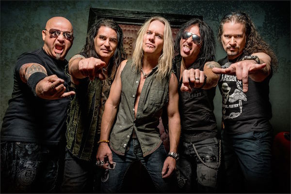 """Guitarist Erik Turner From Warrant Says """"Come Party With Us"""""""