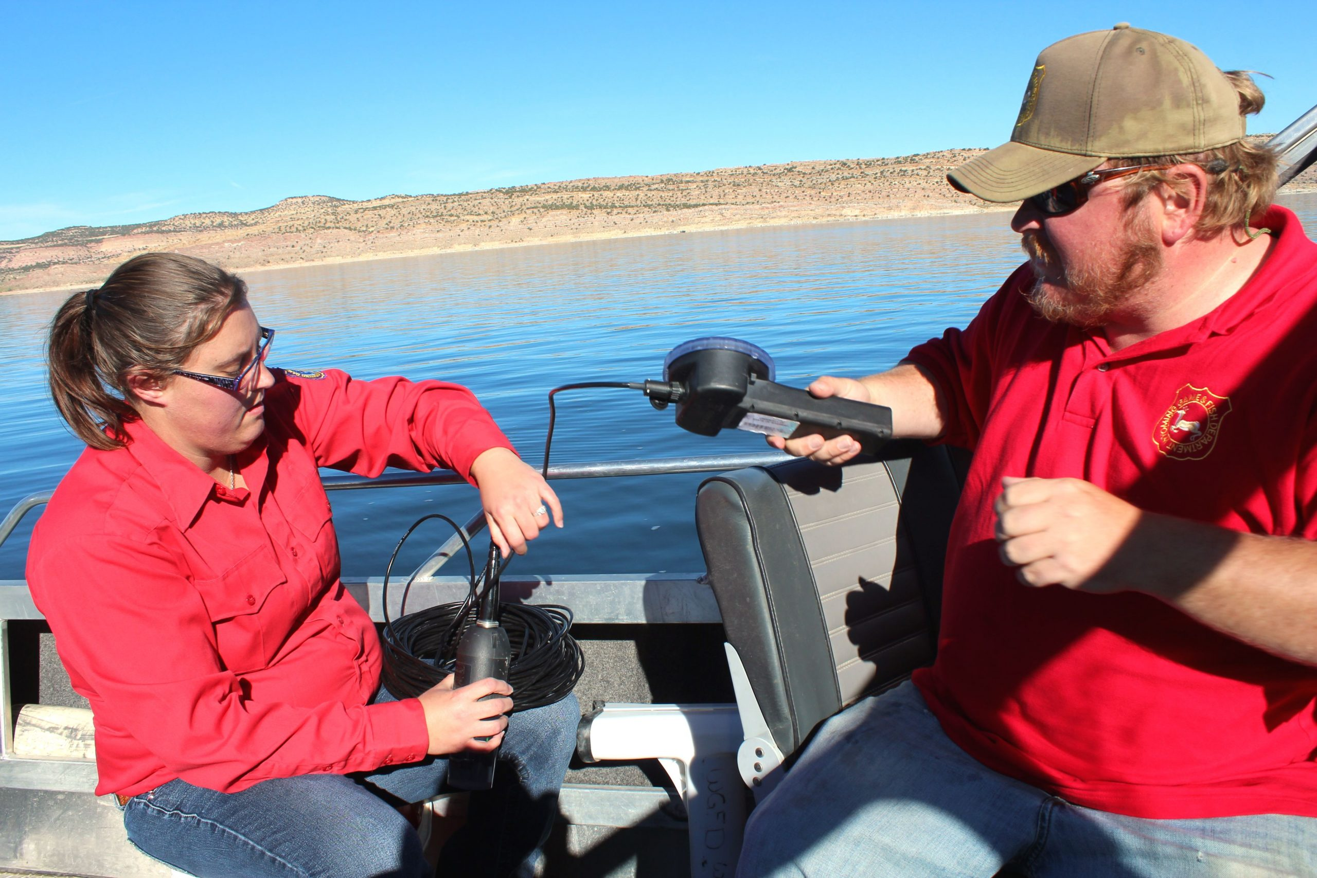 Aquatic Invasive Species Education Presentation Offered at WWCC