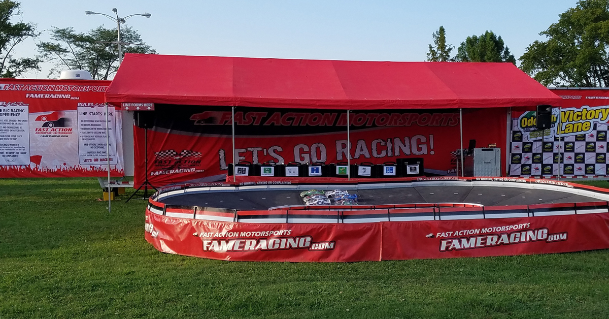 Fast Action Motorsports Offers High Energy Racing at Wyoming's Big Show®