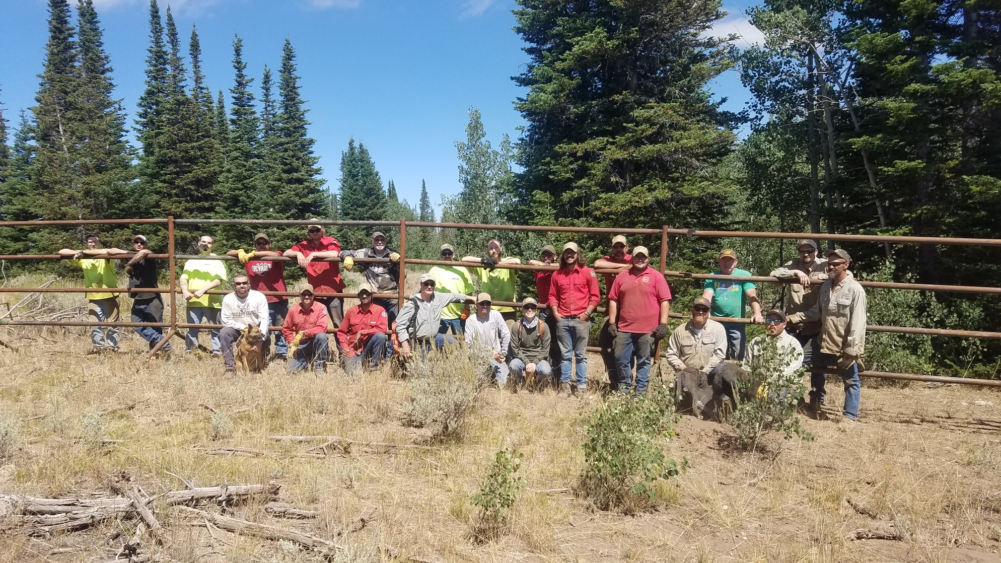 Habitat Project on Little Mountain Completed With the Help of Many