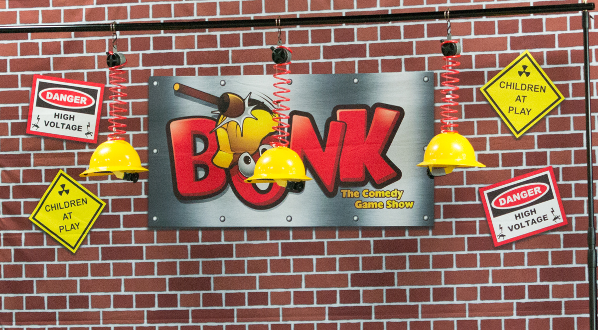 BONK Show Offers Wacky Entertainment at Wyoming's Big Show®