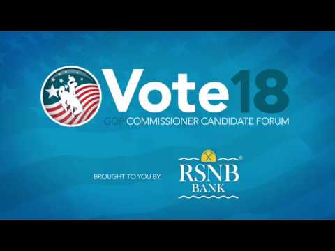 Candidates Address Key Issues in County Commissioner Race