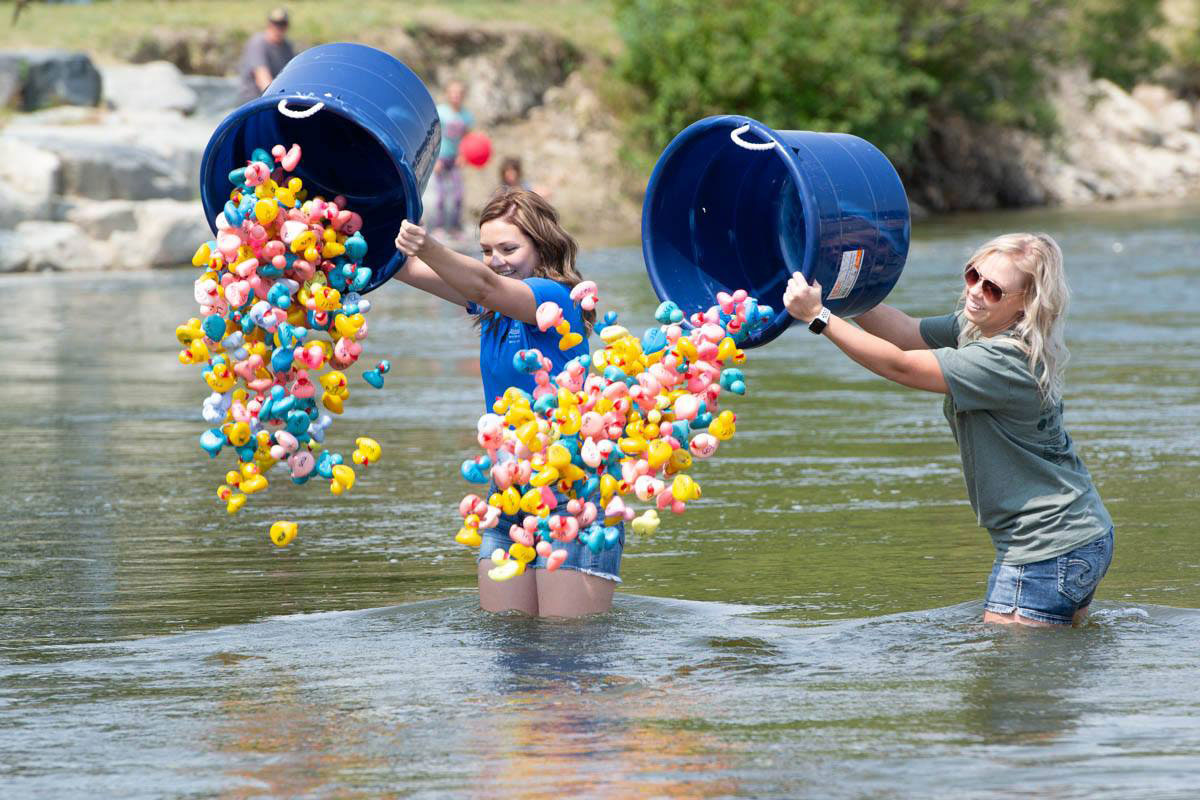 Fun For All at River Festival and Art on the Green [PHOTOS]