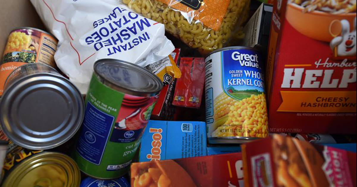 Donate Canned Food and Get $20 Off Your New Smartphone!