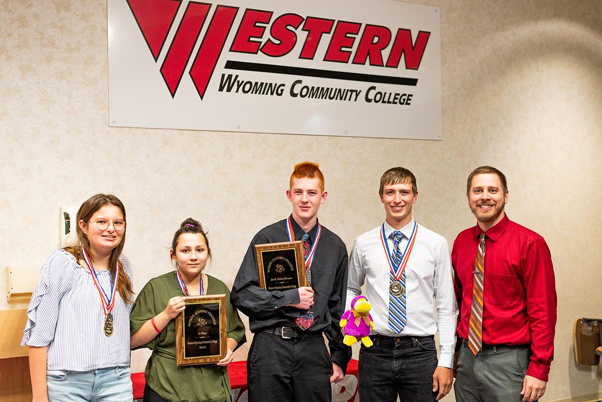 Wyoming Academic Challenge Kicks Off at Western Wyoming Community College