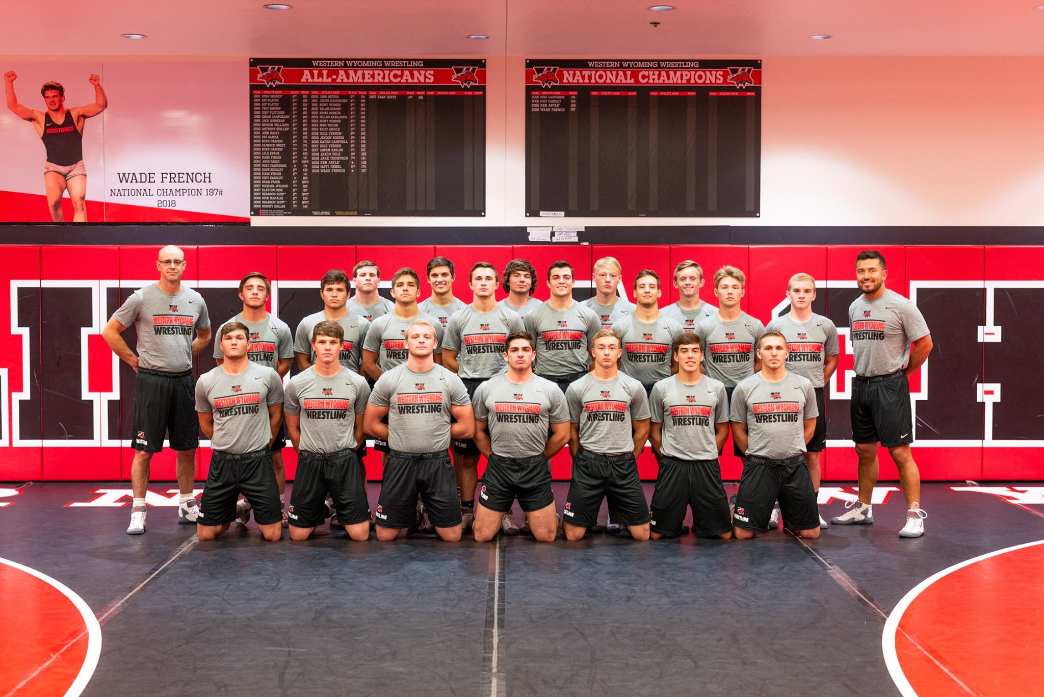 WWCC Wrestling Crowned Region IX Champs, Qualify for Nationals