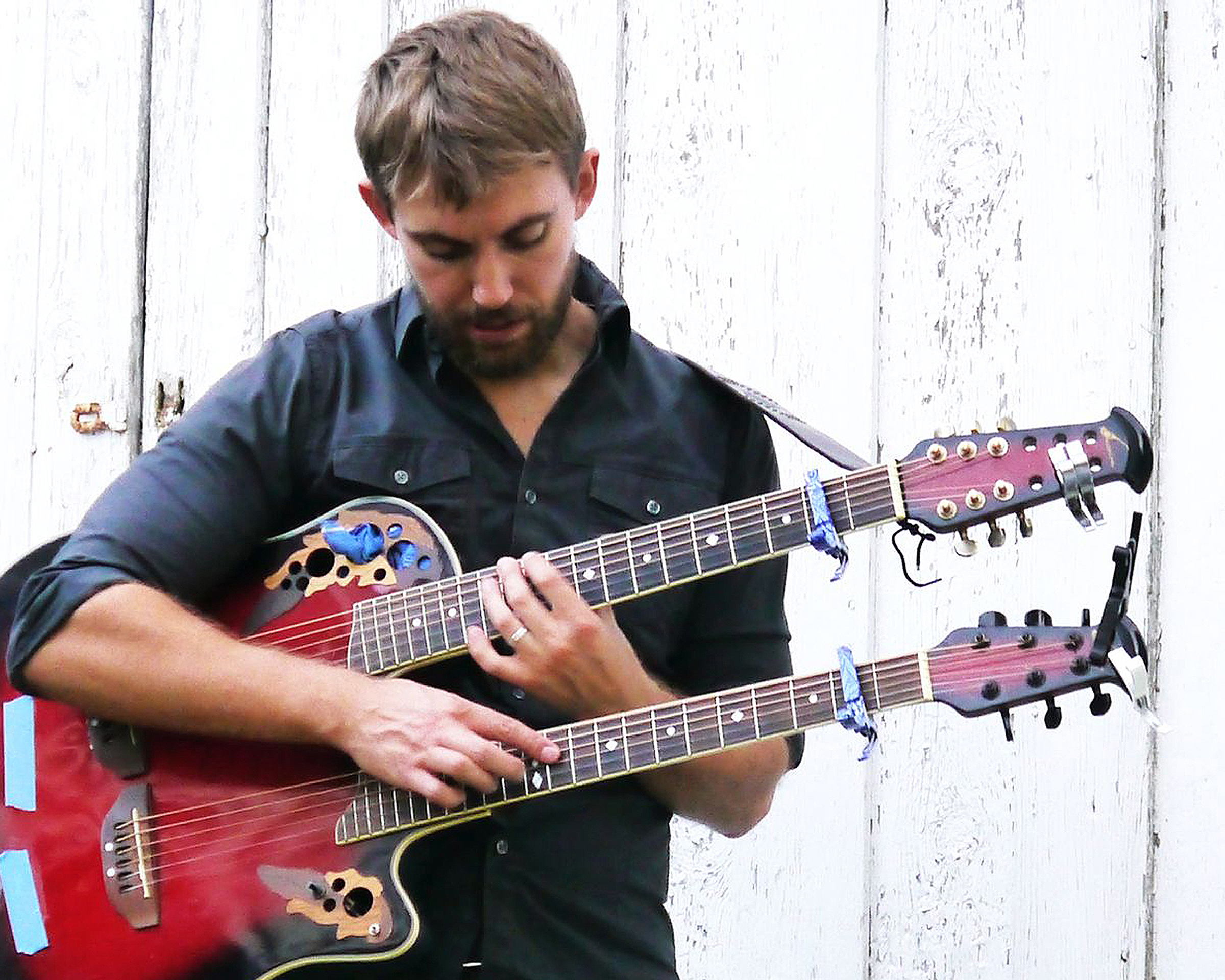 Guitarist Mark Kroos to Play Free Concert at White Mountain Library