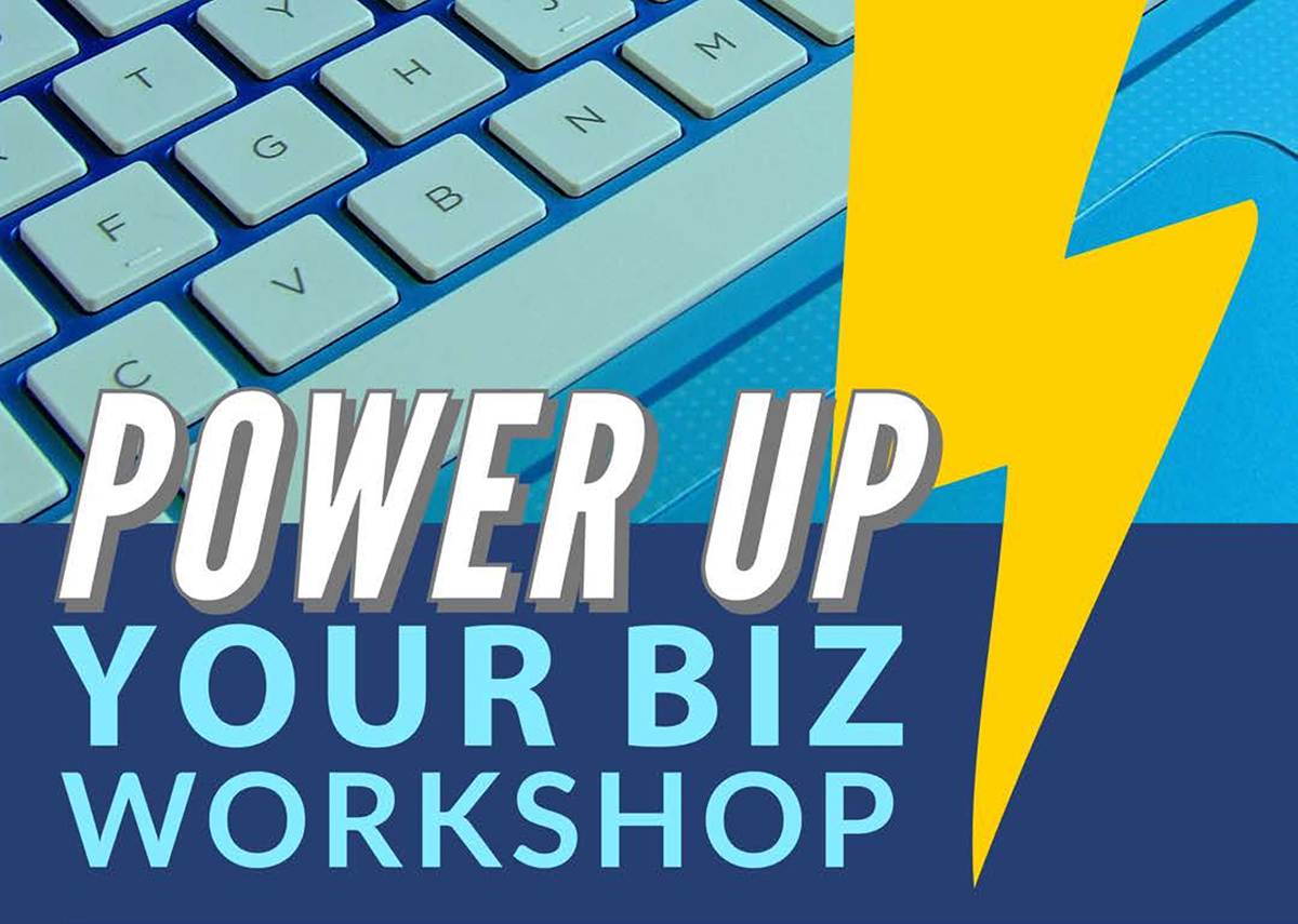 """""""Power Up Your Biz"""" Class Set To Launch March 21"""