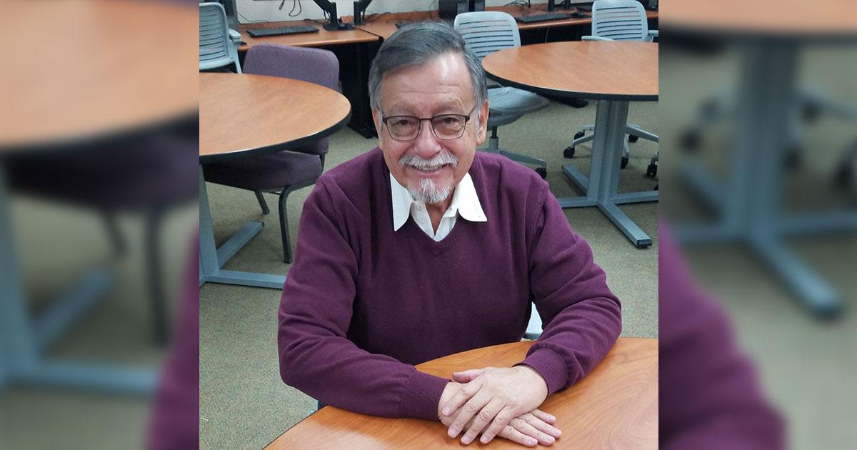 URA Names David Gutierrez as Volunteer of the Month