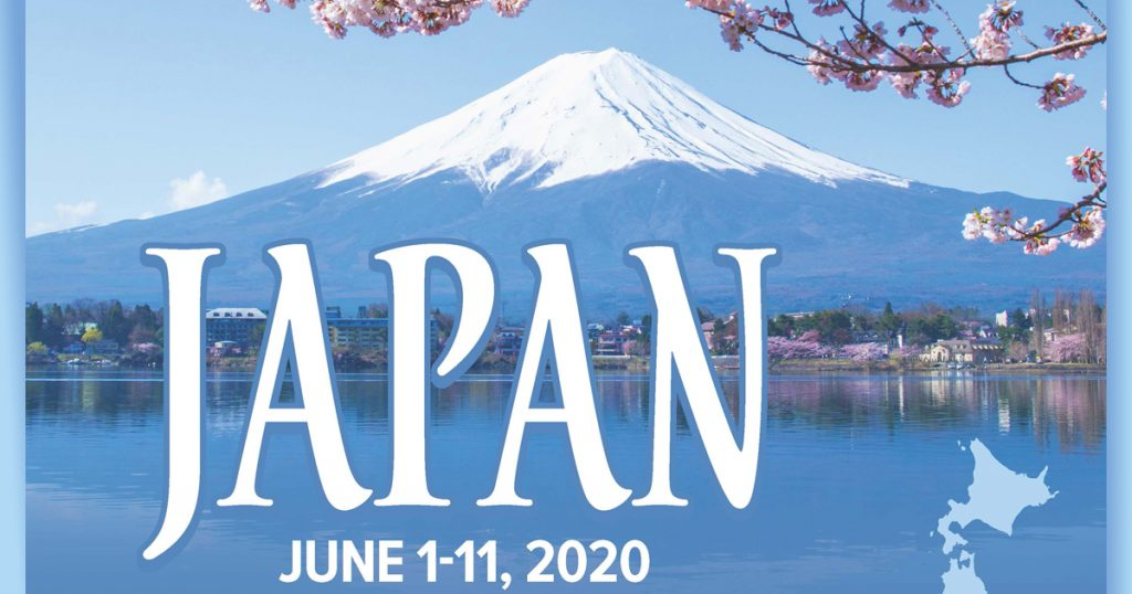 Western Wyoming Community College Invites Community to Tour Japan