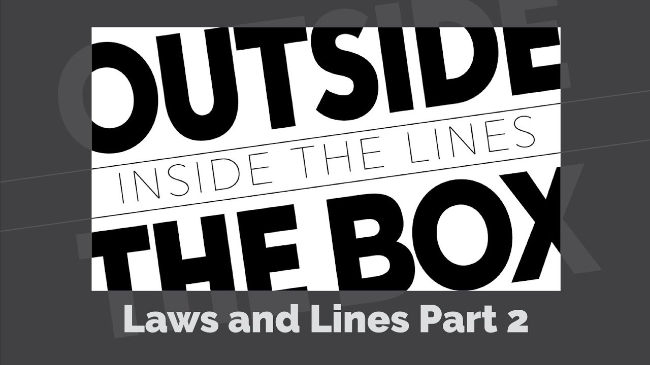 Know The Laws About Good Lines Part 2
