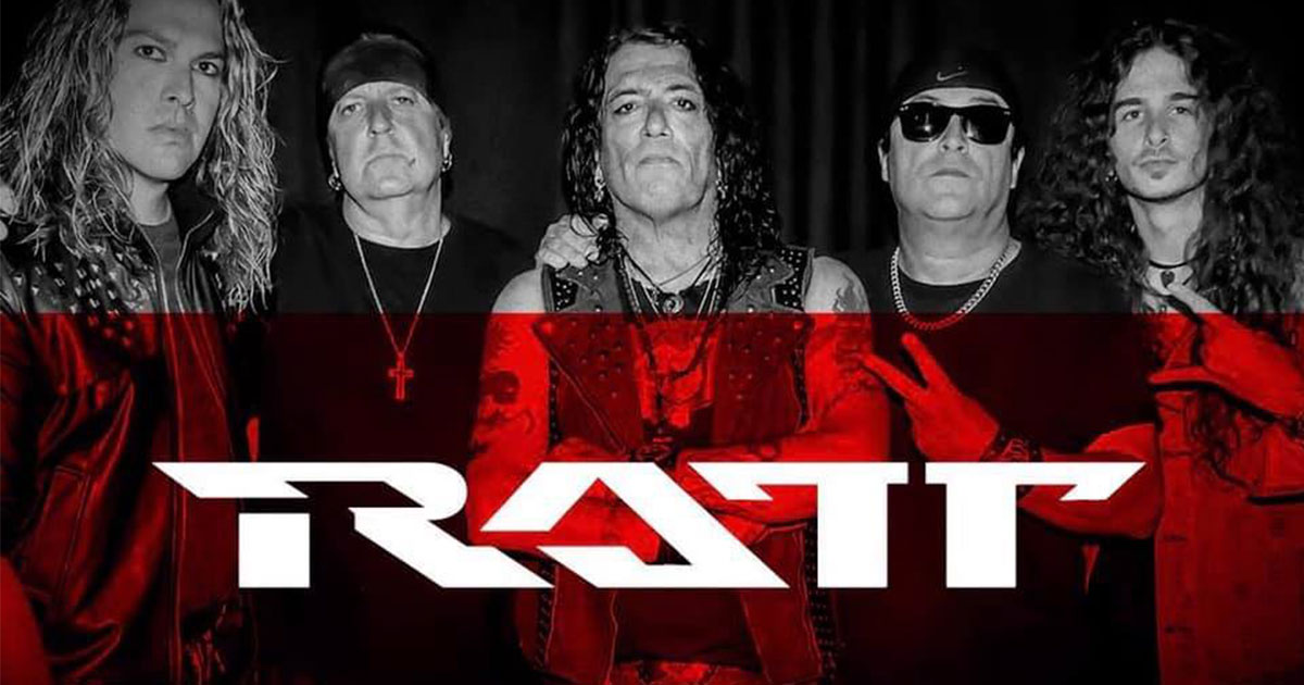 Get Ready to RATT and Roll at Wyoming's Big Show®