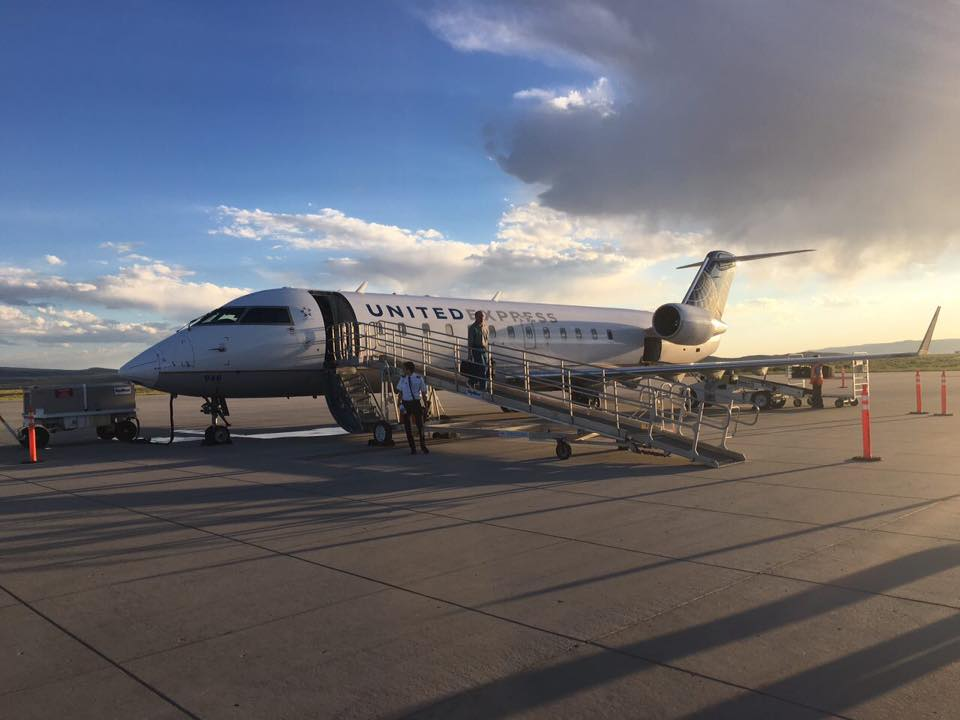Southwest Wyoming Regional Airport Launches New Website