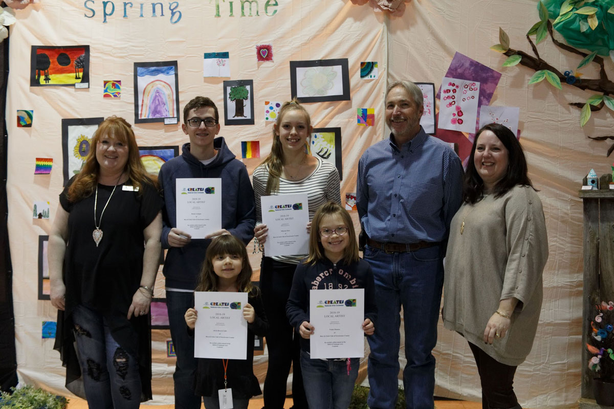 Boys & Girls Club of Sweetwater County Presents Dinner & An Art Show