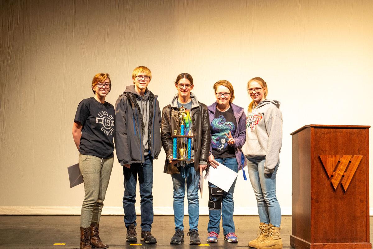 WWCC Hosts the 2019 Wolsborn-Drazovich Southwest Regional Math Contest